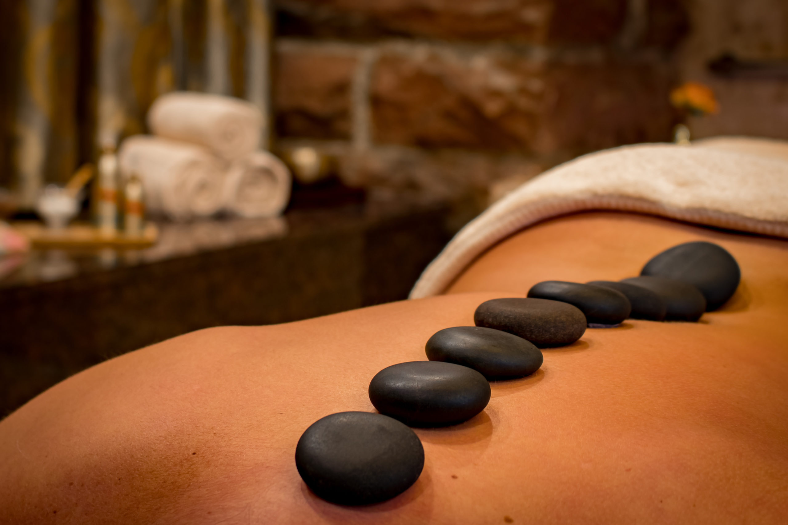 Hot Stone Massage Brisbane